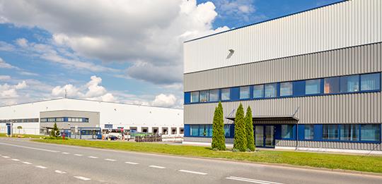 Wrocław-Bielany Logistics Centre